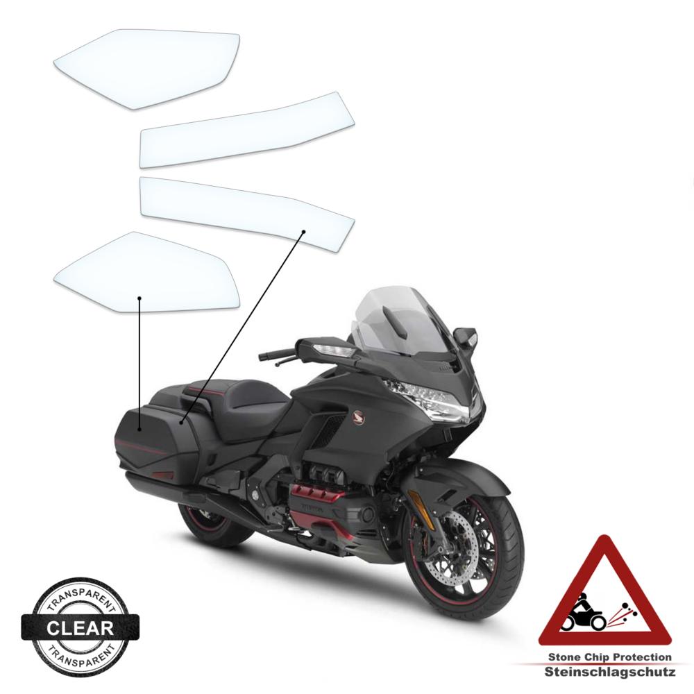 Steinschlag- / Lackschutzfolie Koffer Honda Bagger 2020+