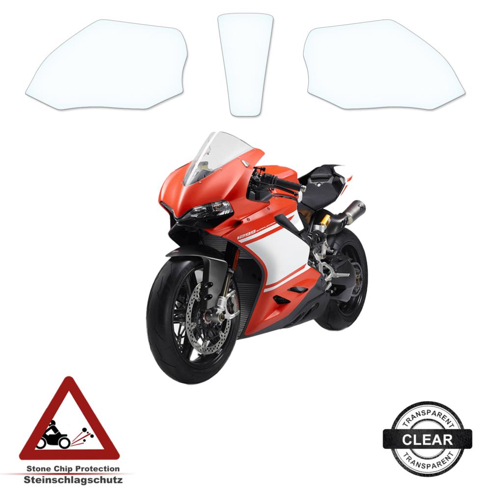 Tank Pad / Tankschutz Folie Ducati Superleggera 1299 2017+