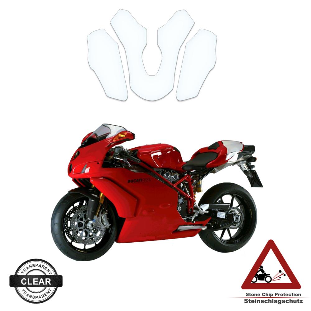 Tankpad / Tankschutz Folie Ducati 999/749 2003-2006